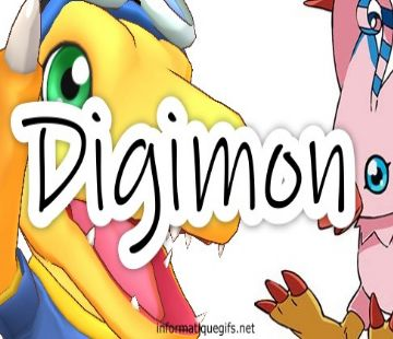 dessin digimon