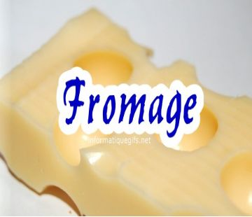 image fromage